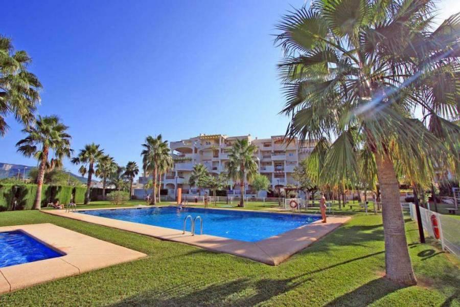 Dénia,Alicante,España,3 Bedrooms Bedrooms,2 BathroomsBathrooms,Apartamentos,30778