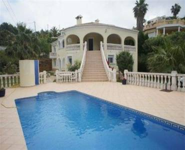 Dénia,Alicante,España,6 Bedrooms Bedrooms,3 BathroomsBathrooms,Chalets,30901