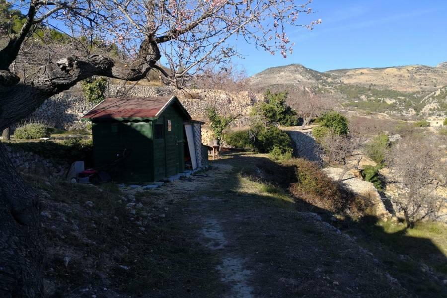 Guadalest,Alicante,España,3 Bedrooms Bedrooms,1 BañoBathrooms,Casas,30925