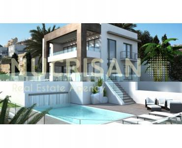 Villajoyosa,Alicante,España,3 Bedrooms Bedrooms,4 BathroomsBathrooms,Chalets,30999