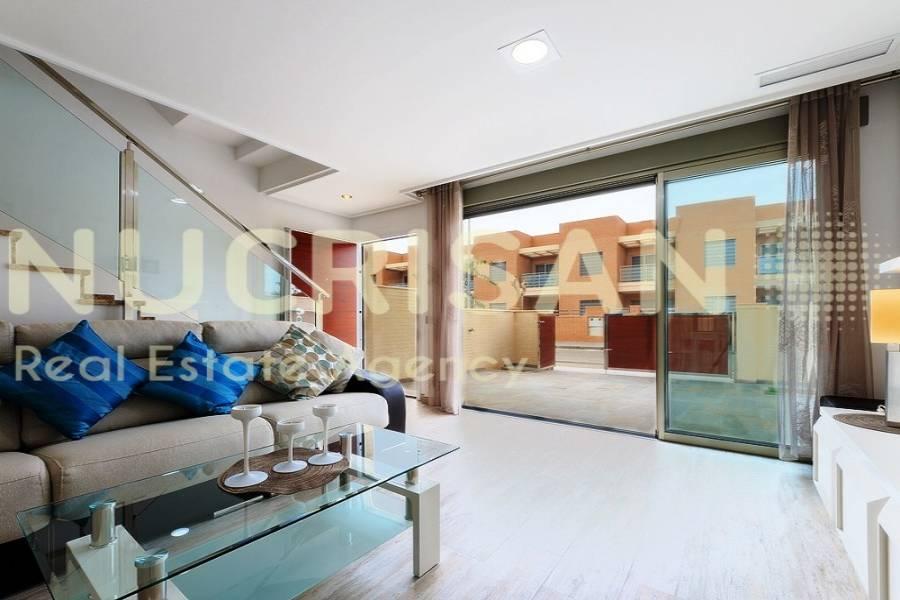 Pilar de la Horadada,Alicante,España,3 Bedrooms Bedrooms,2 BathroomsBathrooms,Dúplex,31014