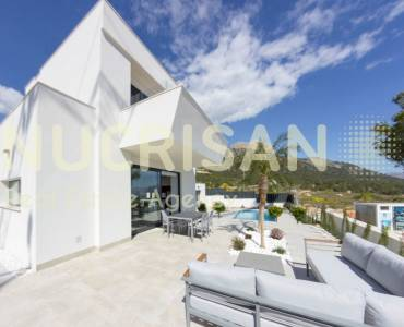 Polop,Alicante,España,3 Bedrooms Bedrooms,2 BathroomsBathrooms,Chalets,31083