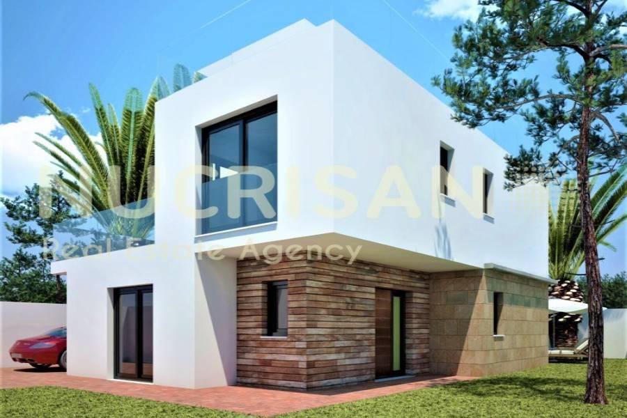 Pilar de la Horadada,Alicante,España,4 Bedrooms Bedrooms,3 BathroomsBathrooms,Chalets,31113