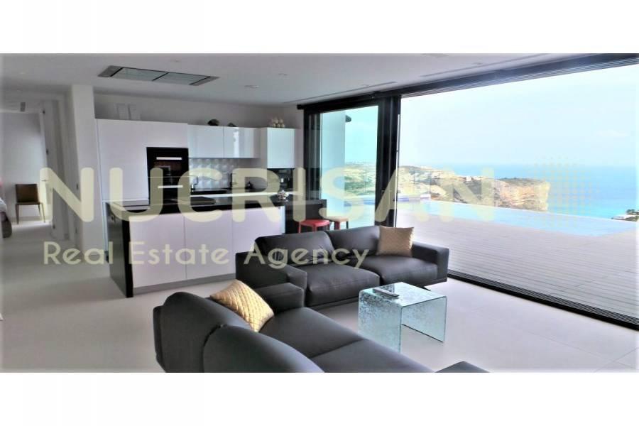 Benitachell,Alicante,España,4 Bedrooms Bedrooms,3 BathroomsBathrooms,Chalets,31126