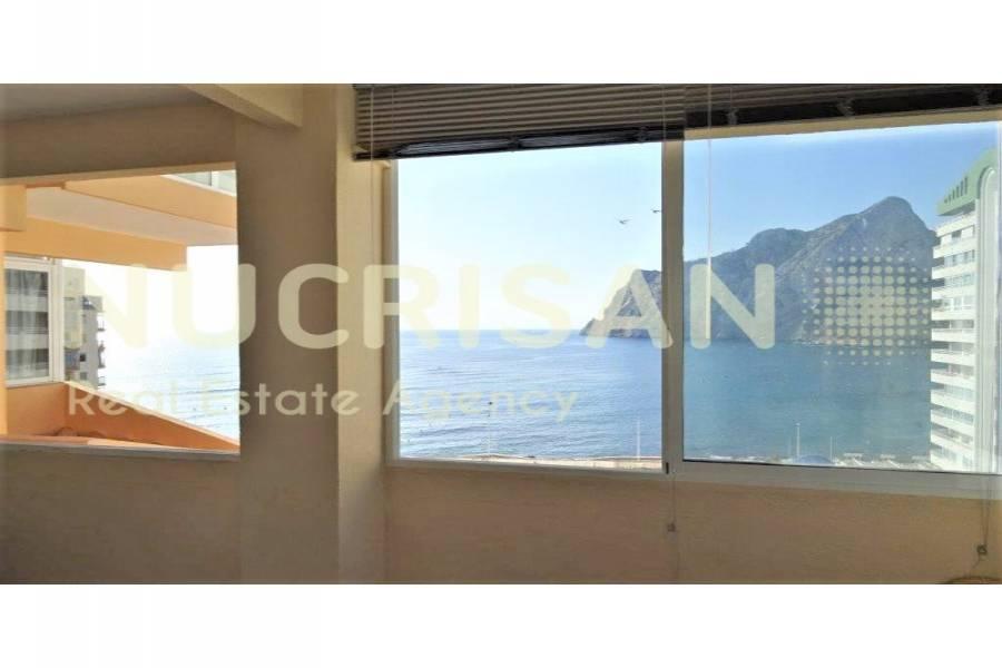 Calpe,Alicante,España,2 Bedrooms Bedrooms,1 BañoBathrooms,Apartamentos,31150