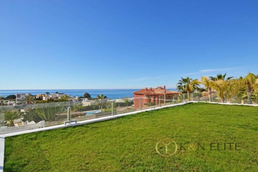 Villajoyosa,Alicante,España,4 Bedrooms Bedrooms,5 BathroomsBathrooms,Chalets,31267