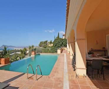 Altea,Alicante,España,3 Bedrooms Bedrooms,2 BathroomsBathrooms,Chalets,31284
