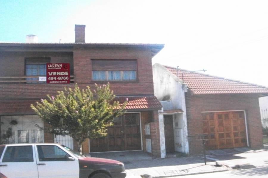 Mar del Plata,Buenos Aires,2 Habitaciones Habitaciones,1 BañoBaños,PH Tipo Casa,gascon ,1276