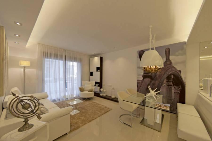 Ciudad Quesada,Alicante,España,2 Bedrooms Bedrooms,2 BathroomsBathrooms,Apartamentos,31881
