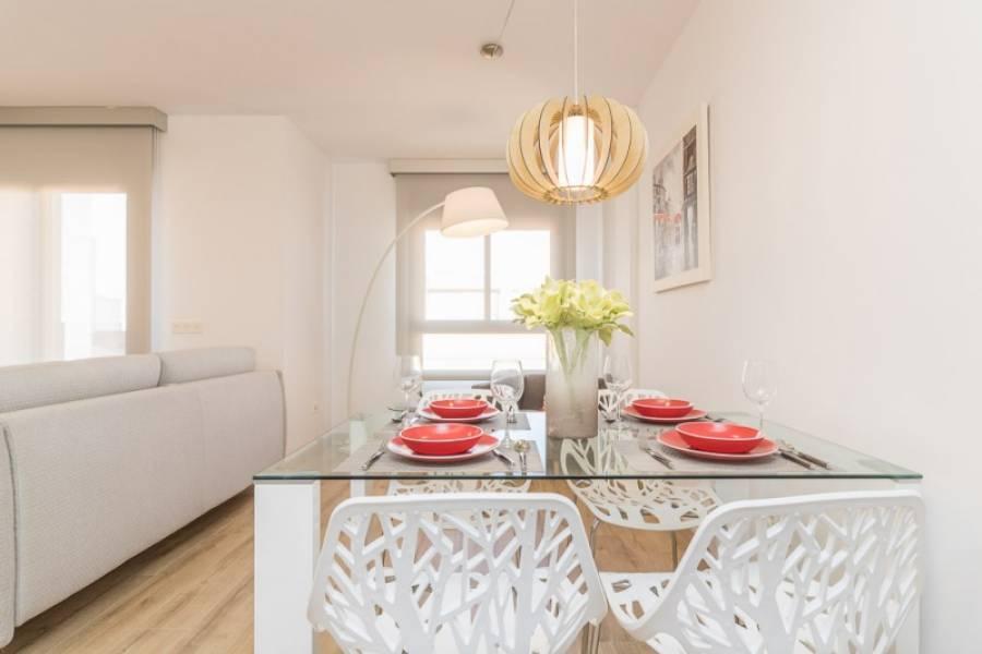 Torrevieja,Alicante,España,2 Bedrooms Bedrooms,2 BathroomsBathrooms,Apartamentos,31896