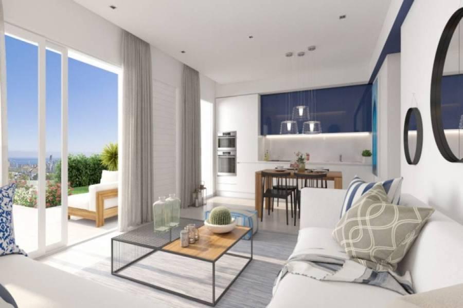Benidorm,Alicante,España,2 Bedrooms Bedrooms,2 BathroomsBathrooms,Bungalow,31916