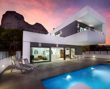 Polop,Alicante,España,3 Bedrooms Bedrooms,4 BathroomsBathrooms,Casas,31964