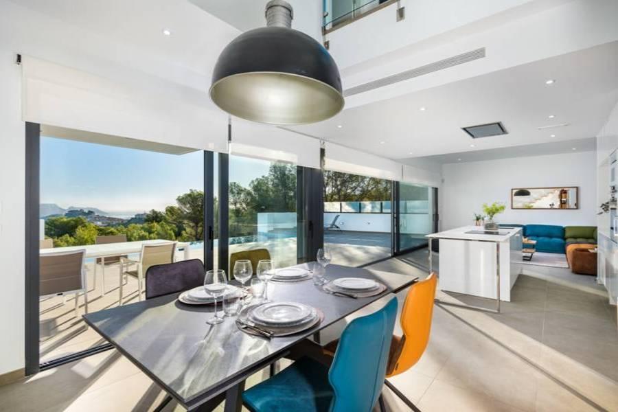 Polop,Alicante,España,3 Bedrooms Bedrooms,4 BathroomsBathrooms,Casas,31964