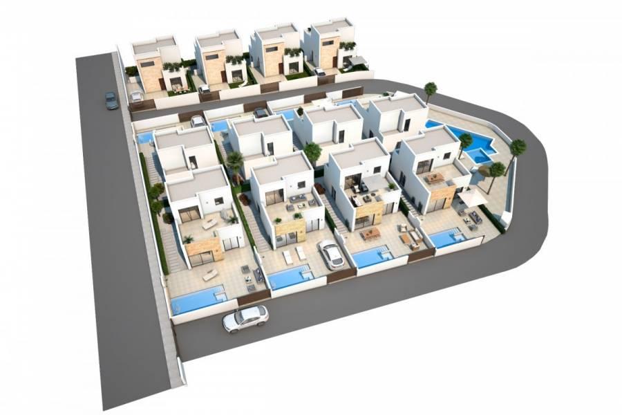 Ciudad Quesada,Alicante,España,3 Bedrooms Bedrooms,2 BathroomsBathrooms,Casas,31985