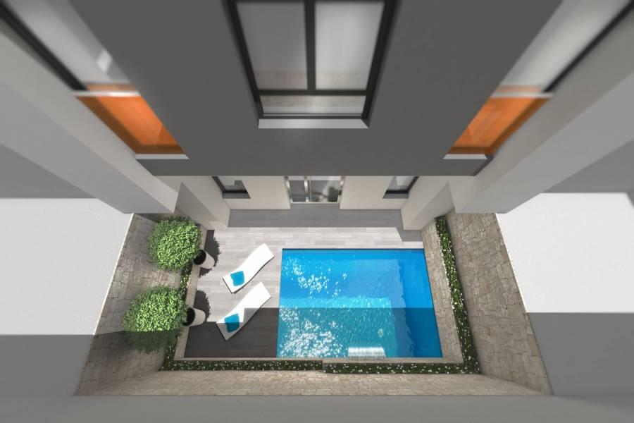 Torrevieja,Alicante,España,2 Bedrooms Bedrooms,2 BathroomsBathrooms,Apartamentos,31988