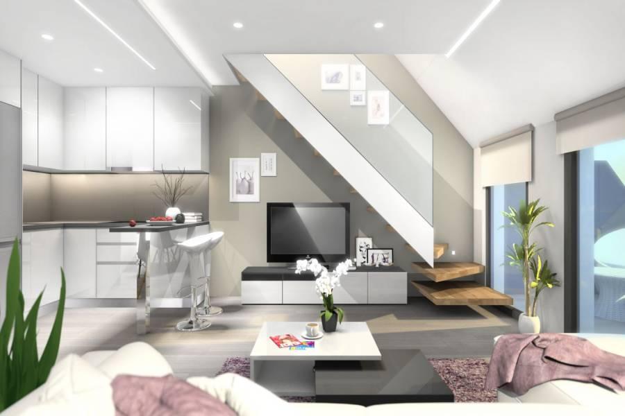 Torrevieja,Alicante,España,1 Dormitorio Bedrooms,1 BañoBathrooms,Apartamentos,31989