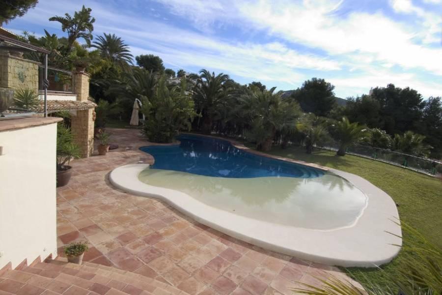 Moraira,Alicante,España,4 Bedrooms Bedrooms,4 BathroomsBathrooms,Chalets,31999