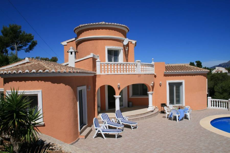 Javea-Xabia,Alicante,España,3 Bedrooms Bedrooms,3 BathroomsBathrooms,Chalets,32002
