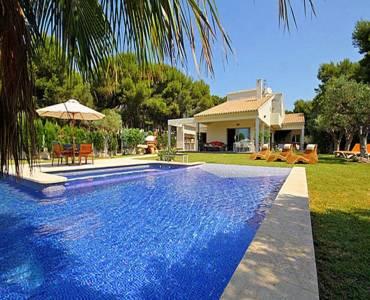 Moraira,Alicante,España,4 Bedrooms Bedrooms,3 BathroomsBathrooms,Chalets,32006