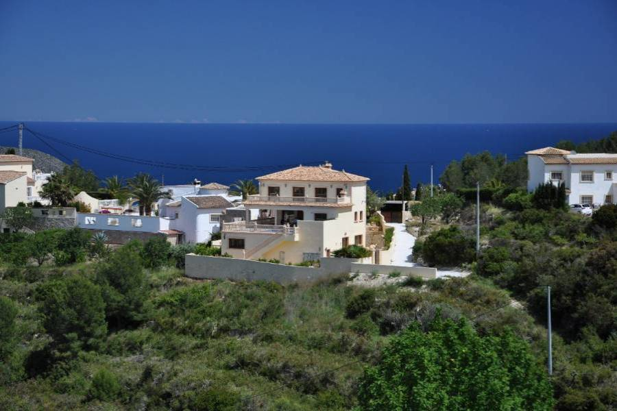 Moraira, Alicante, España, 6 Bedrooms Bedrooms, ,4 BathroomsBathrooms,Chalets,Venta,32007