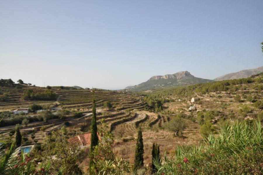 Benissa,Alicante,España,6 Bedrooms Bedrooms,7 BathroomsBathrooms,Lotes-Terrenos,32011