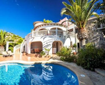 Moraira,Alicante,España,3 Bedrooms Bedrooms,2 BathroomsBathrooms,Chalets,32012