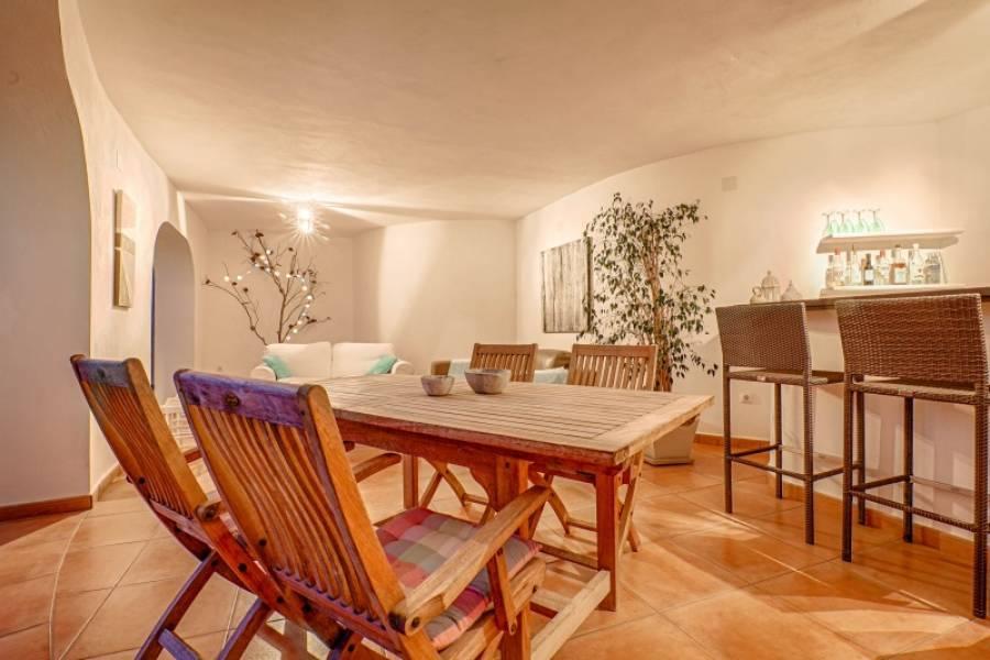 Moraira,Alicante,España,3 Bedrooms Bedrooms,2 BathroomsBathrooms,Chalets,32012