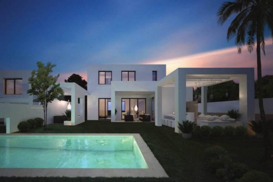 Moraira,Alicante,España,3 Bedrooms Bedrooms,3 BathroomsBathrooms,Chalets,32014