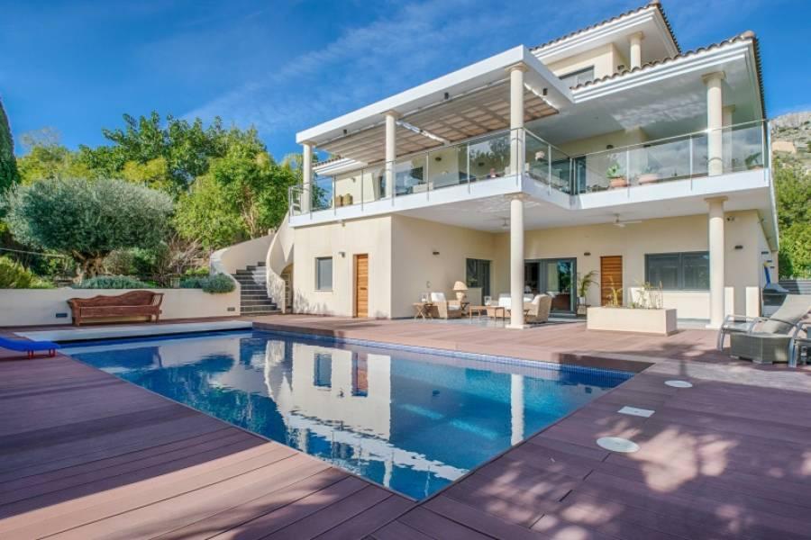 Altea,Alicante,España,5 Bedrooms Bedrooms,5 BathroomsBathrooms,Chalets,32016