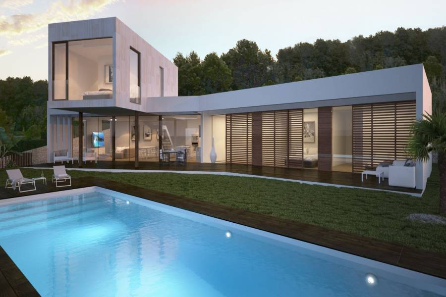 Javea-Xabia,Alicante,España,4 Bedrooms Bedrooms,5 BathroomsBathrooms,Chalets,32021