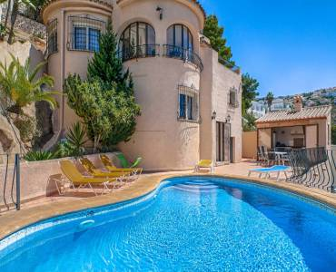 Moraira,Alicante,España,3 Bedrooms Bedrooms,3 BathroomsBathrooms,Chalets,32023