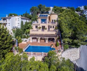 Moraira,Alicante,España,5 Bedrooms Bedrooms,4 BathroomsBathrooms,Chalets,32028