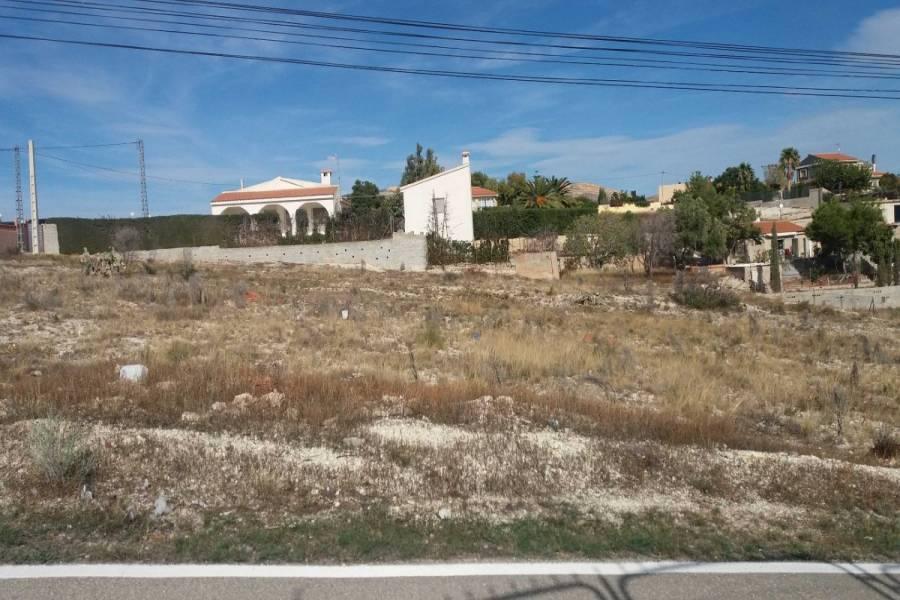 San Vicente del Raspeig,Alicante,España,Parcela,32103
