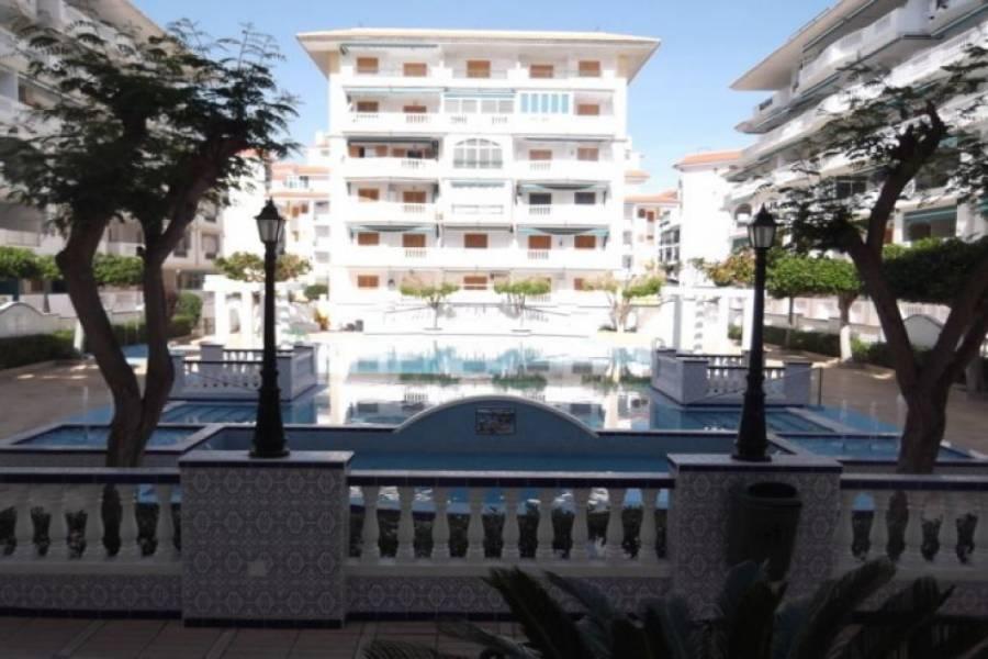 Torrevieja,Alicante,España,2 Bedrooms Bedrooms,1 BañoBathrooms,Apartamentos,32117