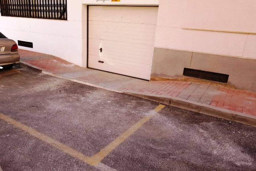 Torrevieja,Alicante,España,Cocheras,32124
