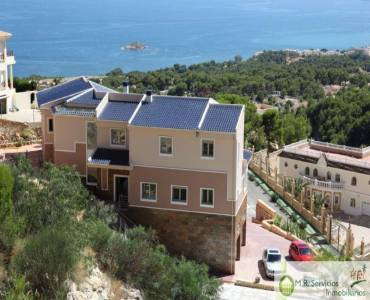 Altea,Alicante,España,5 Bedrooms Bedrooms,5 BathroomsBathrooms,Fincas-Villas,3742