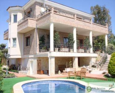 Rojales,Alicante,España,5 Bedrooms Bedrooms,3 BathroomsBathrooms,Fincas-Villas,3760