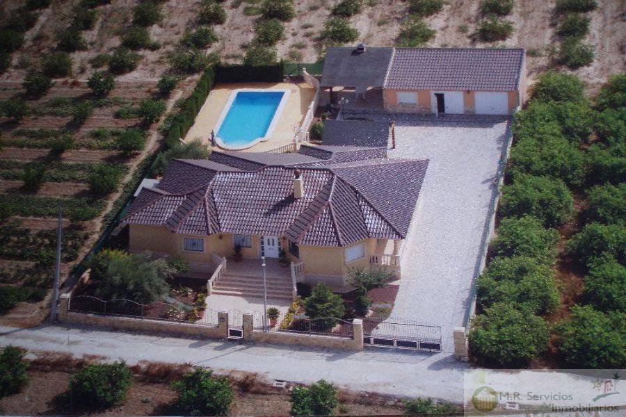 Orihuela,Alicante,España,4 Bedrooms Bedrooms,3 BathroomsBathrooms,Fincas-Villas,3785