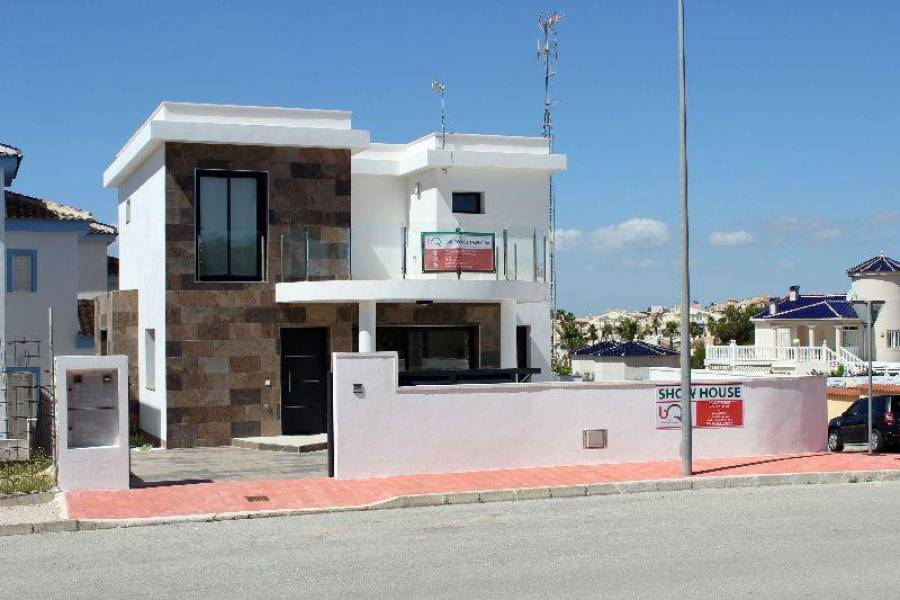 Ciudad Quesada,Alicante,España,3 Bedrooms Bedrooms,2 BathroomsBathrooms,Fincas-Villas,3787
