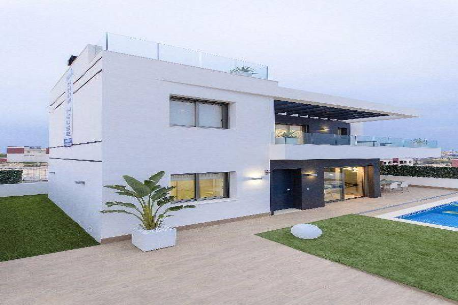 Orihuela,Alicante,España,3 Bedrooms Bedrooms,4 BathroomsBathrooms,Fincas-Villas,3814