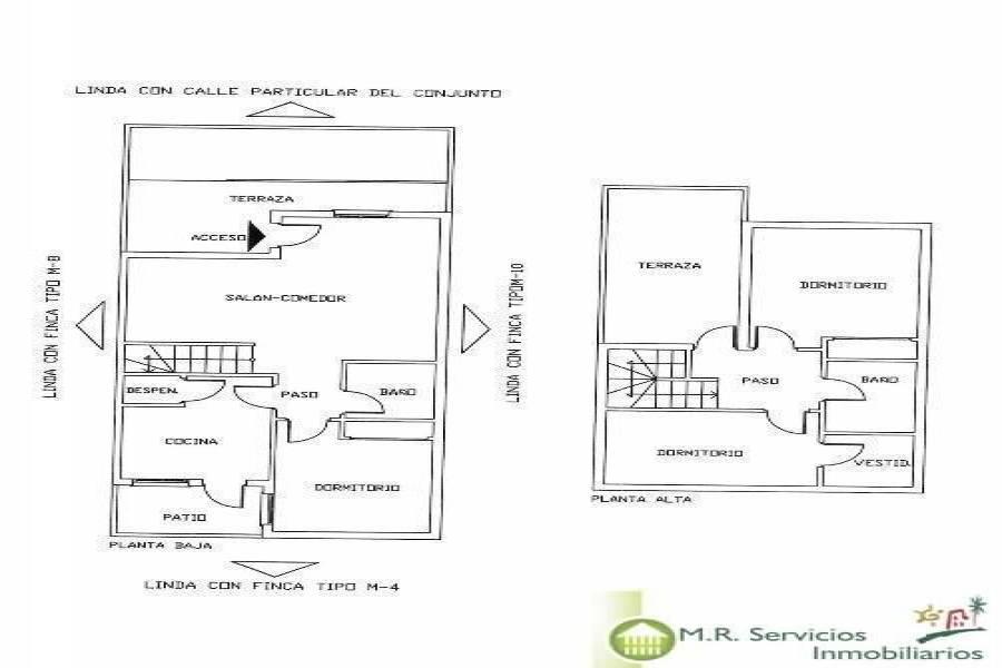 Orihuela,Alicante,España,3 Bedrooms Bedrooms,2 BathroomsBathrooms,Fincas-Villas,3831