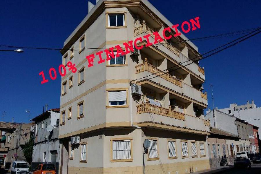 Almoradí,Alicante,España,2 Bedrooms Bedrooms,1 BañoBathrooms,Pisos,3841