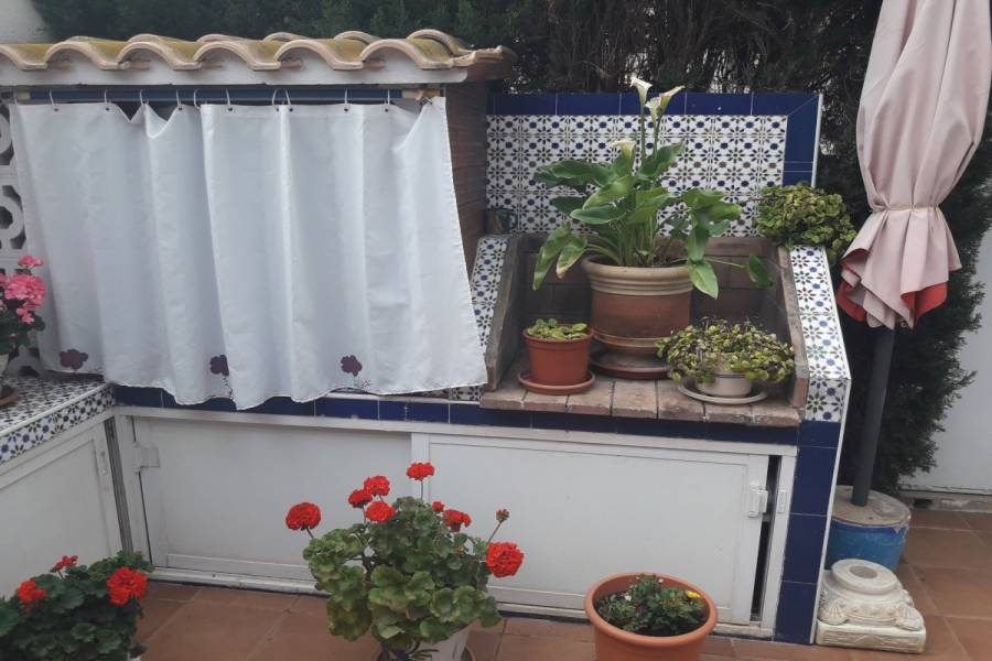 San Juan playa,Alicante,España,3 Bedrooms Bedrooms,1 BañoBathrooms,Bungalow,33917
