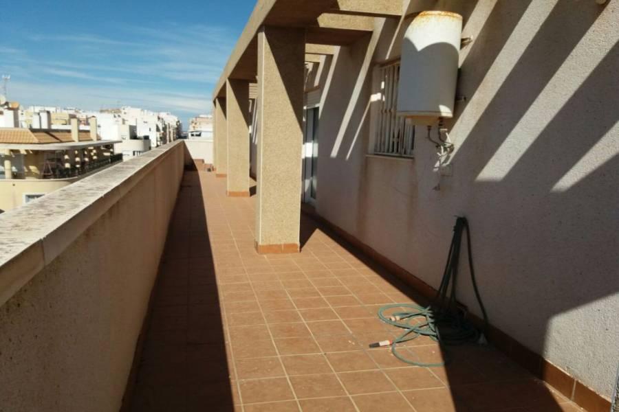 Torrevieja,Alicante,España,4 Bedrooms Bedrooms,1 BañoBathrooms,Atico,33928