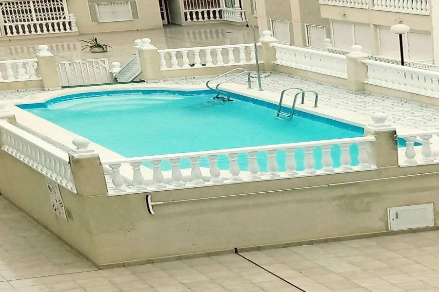 Torrevieja,Alicante,España,1 Dormitorio Bedrooms,1 BañoBathrooms,Apartamentos,33935