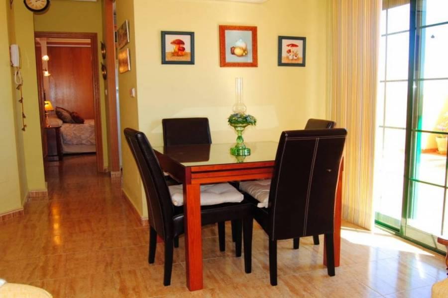 Pilar de la Horadada,Alicante,España,2 Bedrooms Bedrooms,1 BañoBathrooms,Atico,33936