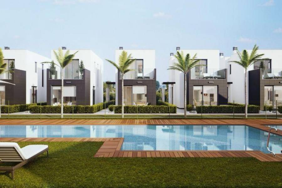 Torrevieja,Alicante,España,3 Bedrooms Bedrooms,2 BathroomsBathrooms,Fincas-Villas,3852