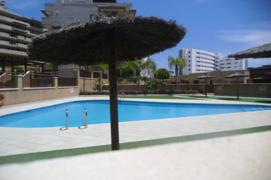 Arenales del sol,Alicante,España,2 Bedrooms Bedrooms,2 BathroomsBathrooms,Apartamentos,33979