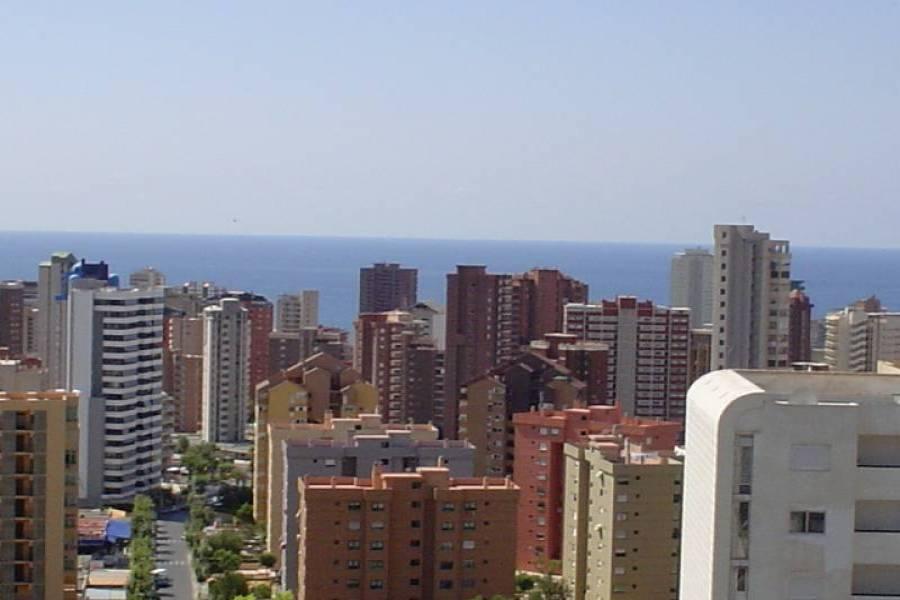 Benidorm,Alicante,España,2 Bedrooms Bedrooms,1 BañoBathrooms,Apartamentos,33987