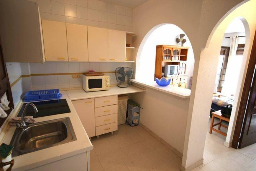 Torrevieja,Alicante,España,1 Dormitorio Bedrooms,1 BañoBathrooms,Cabañas-bungalows,3857